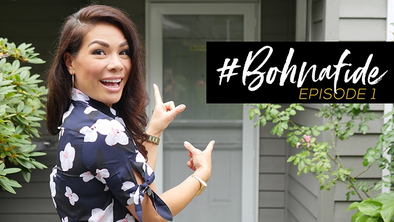 #BOHNAFIDE EP.1 // THE HOME TOUR