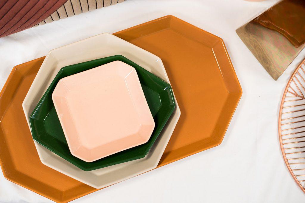 Modern Thanksgiving Table Decor